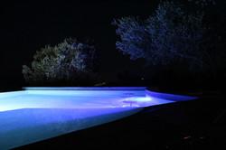 Night Time Swimming
