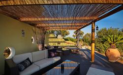Our Safari Deck