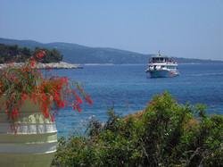 Leftos Gialos Beach