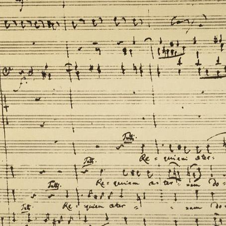 Traduction du Requiem de Mozart