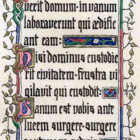 Nisi Dominus de Vivaldi, traduction