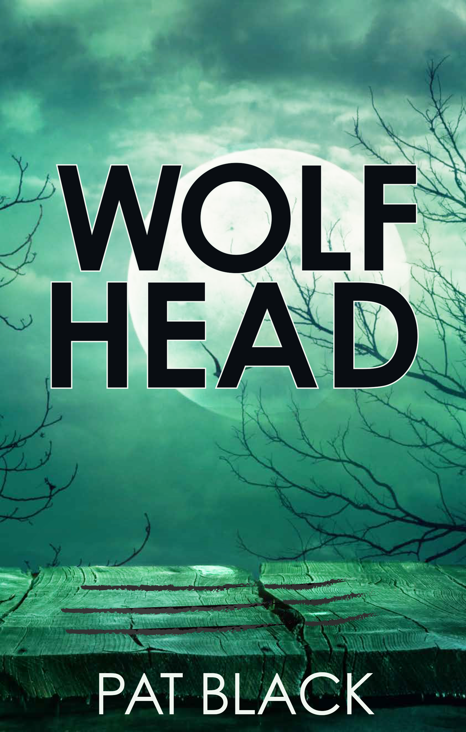 Wolf Head copy