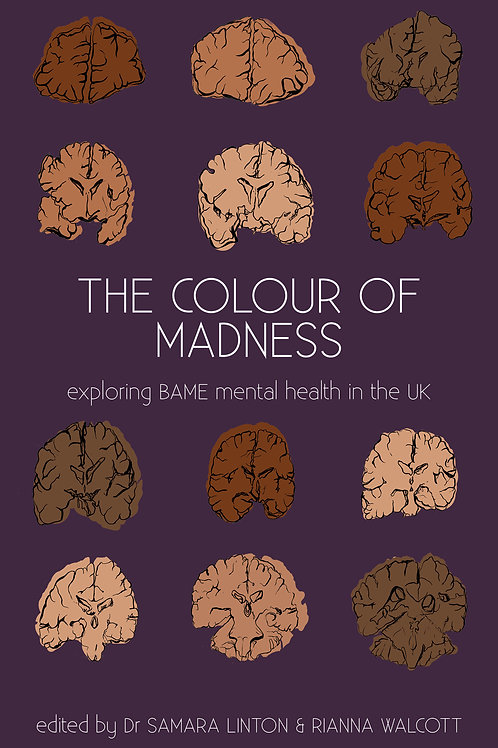 The Colour Of Madness (paperback)