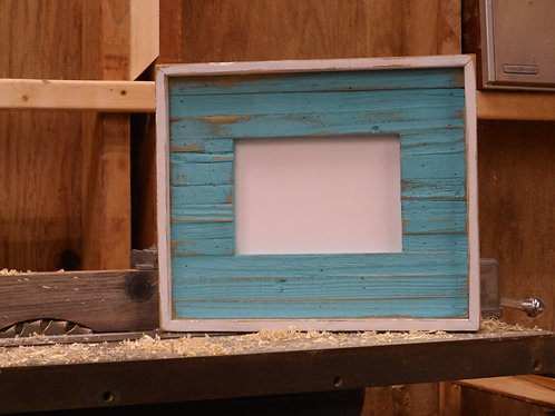 11 x 14 Seaside Slat Frame