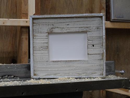 5 x 7 Almond slat frame