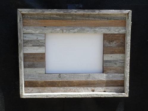 8x10 Natural Picket Frame