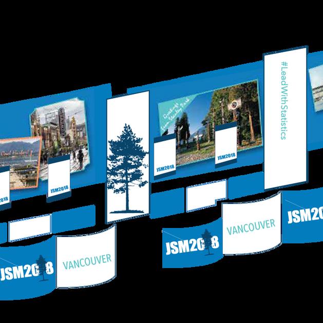 JSM 2018 Registration Counters