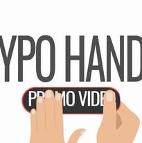 Typo Hands Promo Video