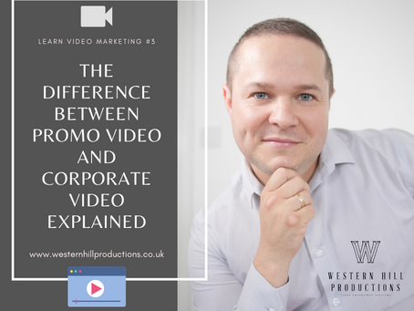 The Difference between Promo Video and Corporate Video Explained!