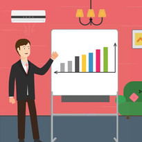 Business Coach Animated Promo Video