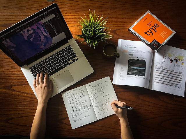 work laptop notebook coffee.jpg