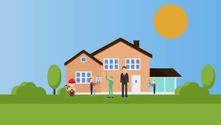 Real Estate Animated Video