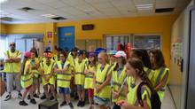 L'école Jacques Prévert de Saint Sernin clôture une année scolaire de visites de notre Site.