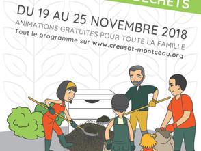 C.M.R. participe à la Semaine de la réduction des déchets