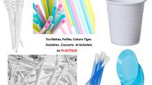 Agir contre les plastiques à usage unique : Pour protéger notre Environnement !