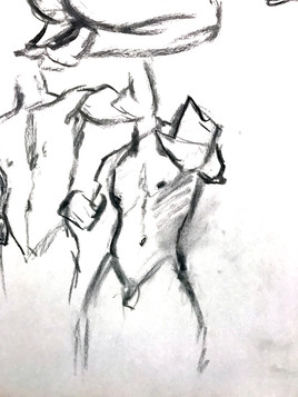 Life Drawings - 30 seconds