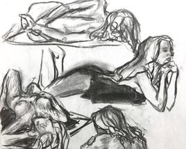 Life Drawings - 5 minutes