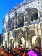 arènes romaines