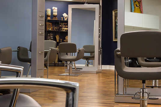 Atlanta Hair Studio Salon Stations