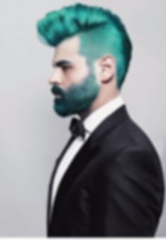 Pravana Vivids Men's Hair Styles