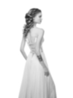 Special Occasion Hair Style Classic updo