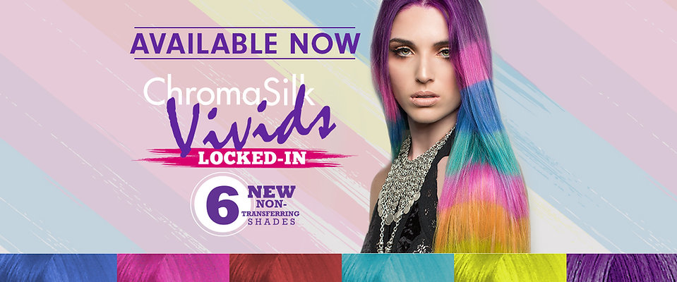 Pravana Vivids pulsating hair color