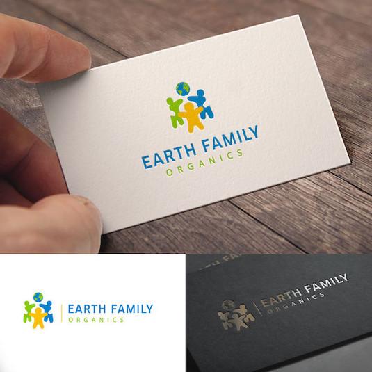 логотип для компании по защите окружающей среды