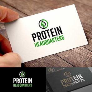 логотип для протеина