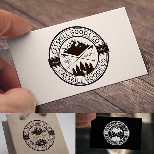 логотип для фирмы огранизовывающей походы и кемпинги