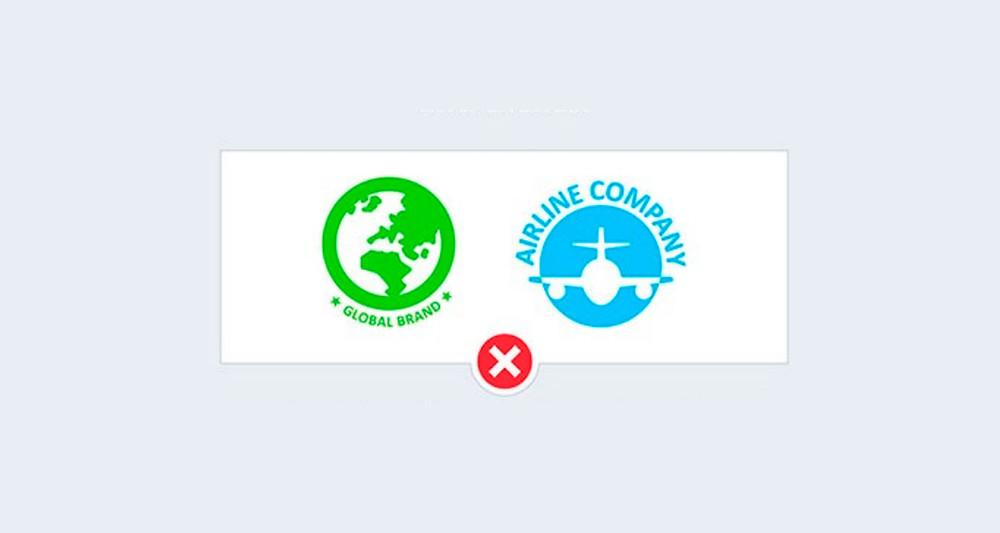 Create logo, Logo rules, правила создания логотипа