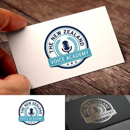 Студия звукозаписи. Логотип