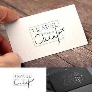 Туристическая компания. Логотип.
