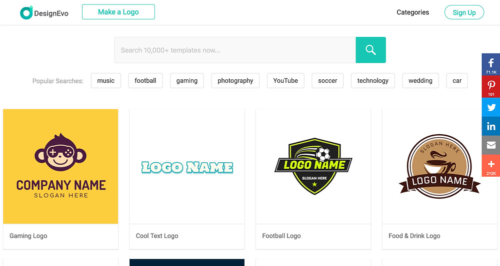 DesignEvo. В какой программе делать логотип. Где сделать логотип. Как сделать логотип самому. Скачать логотип бесплатно. Свой логотип. Разработка логотипа дешево