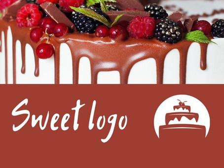 150 идей логотипов для производителей тортов, пирожных, кондитерских.