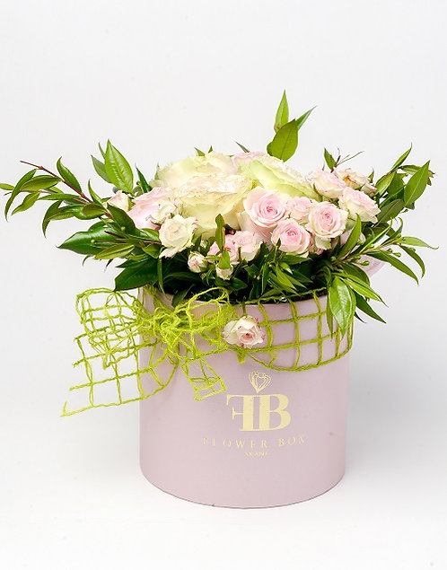 Mellan Rosa Box