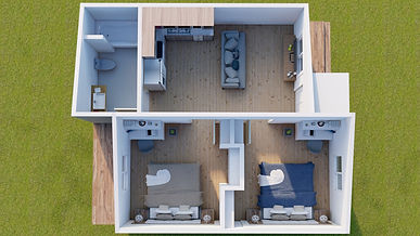 We Develop Innovative Housing