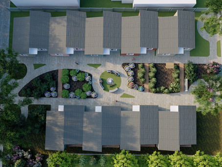 PCC – Pocket Courtyard Community – People Helping People by design