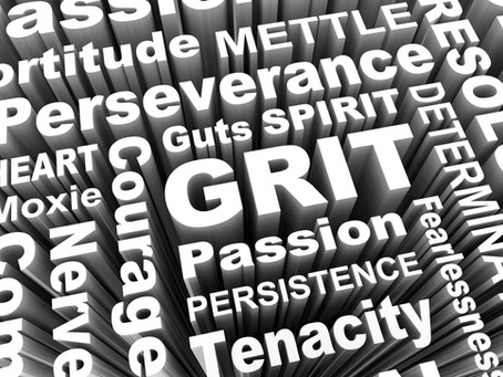 Counsel and grit: life is a harsh judge