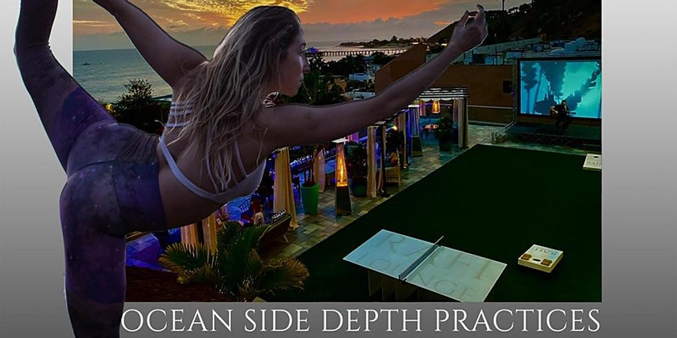 Ocean Side Depth Practices With Kali Basman