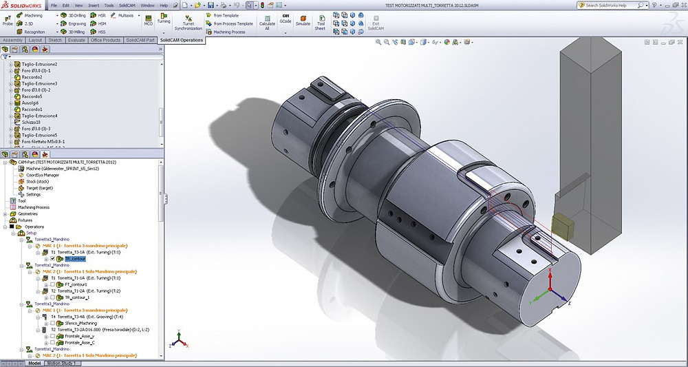 SolidCAM | 4i Engenharia
