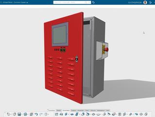 Crie projetos de chapas metalicas prontos para fabricação com uma solução que funciona no navegador