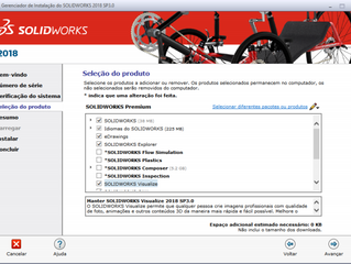 Como instalar o SOLIDWORKS Visualize?