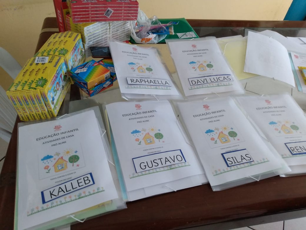 Projeto social 4i Engenharia