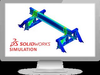 SOLIDWORKS Simulation é um software de Análise de Elementos Finitos (FEA)?