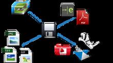 Quais tipos de arquivo o SOLIDWORKS pode usar?