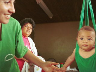 NO CAMINHO DO BEM: 4i lança seu projeto social!
