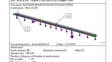Resultados de validação e precisão do SOLIDWORKS Simulation são divulgados em relatório da AFNOR