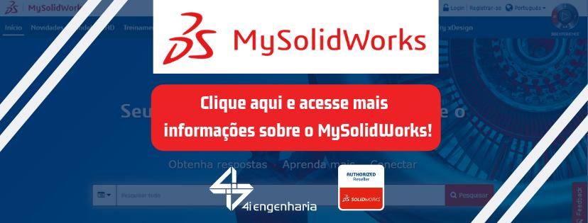 Mais informações sobre o MySolidWorks