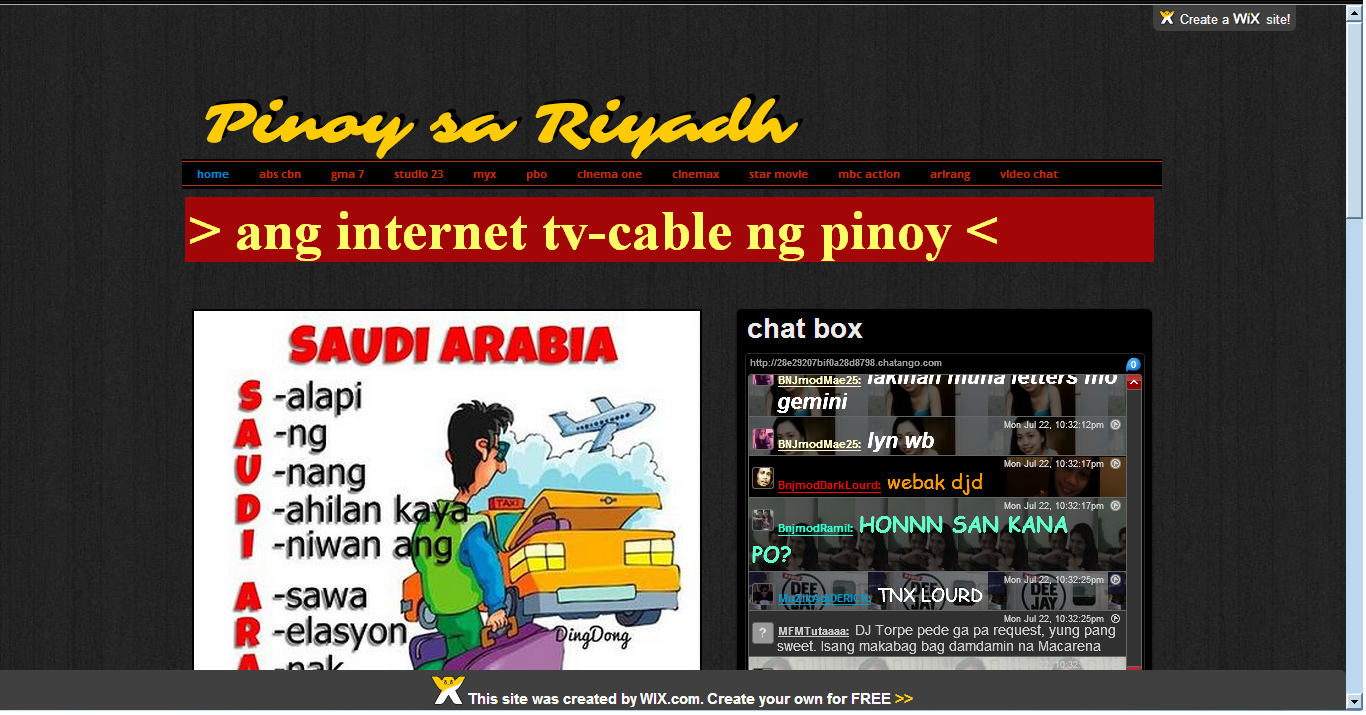 Pinoy video chat
