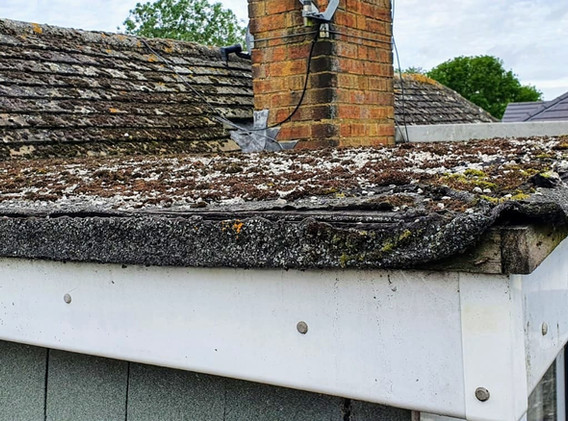 New Flat Roof Installation